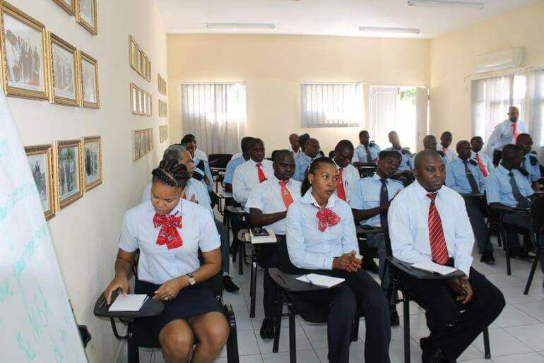 Trabalhadores da autoridade tributária de Moçambique