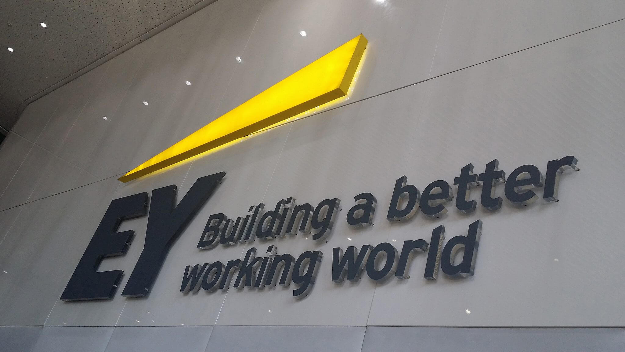 Vagas na Ernst & Young Angola