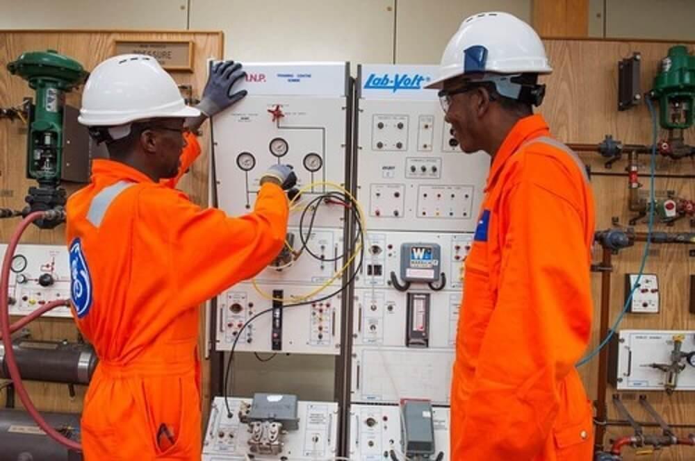 Vagas na General Electric Angola