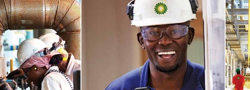 Emprego na BP Angola