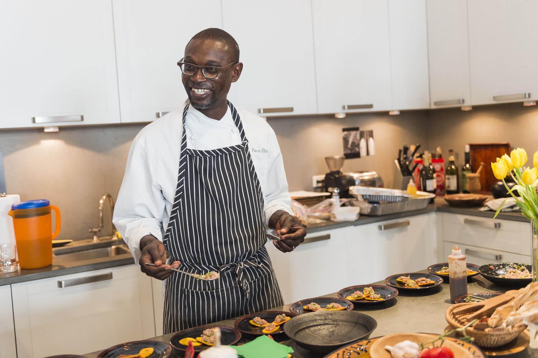 Oportunidades de emprego para cozinheiros