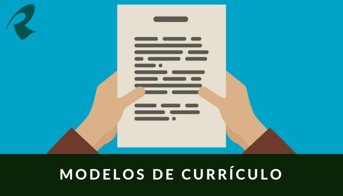 Modelo De Curriculo Para Professor Baixar Doc Para Word