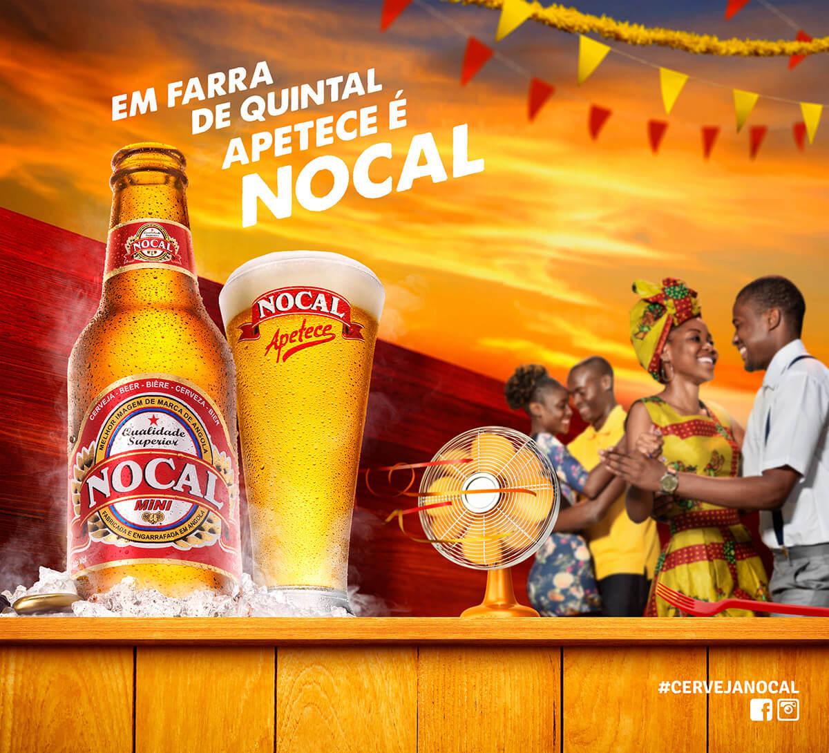 Vagas na Nocal Angola