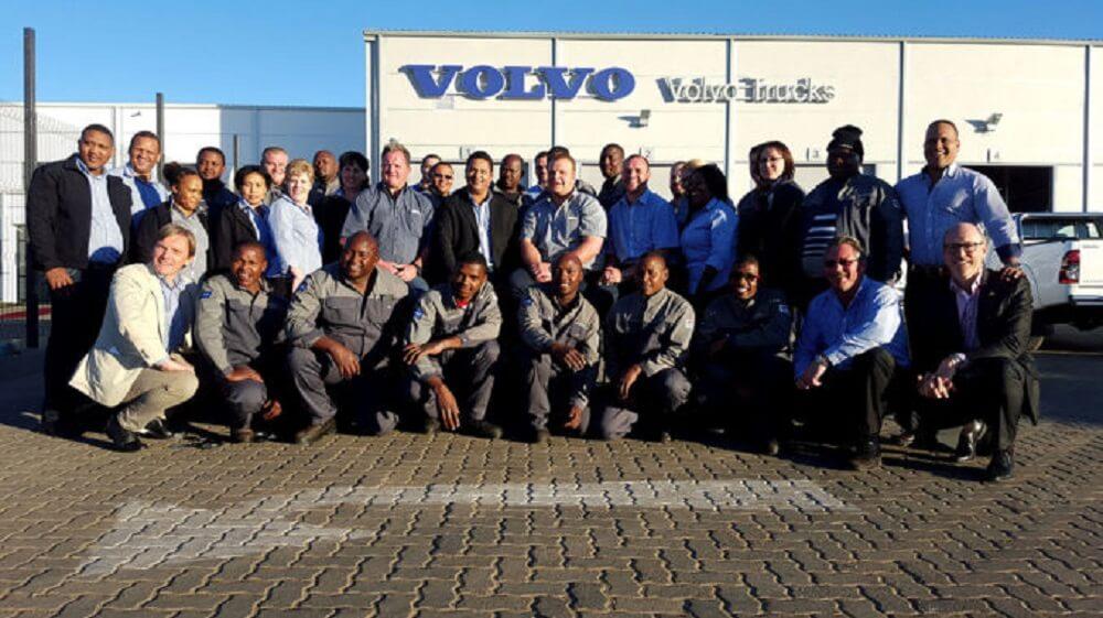 Vagas na Volvo Group Angola