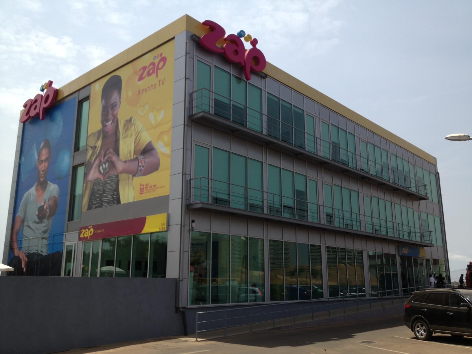 Vagas na ZAP Angola