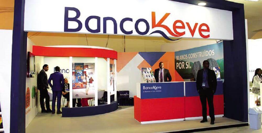 Vagas no Banco Keve Angola