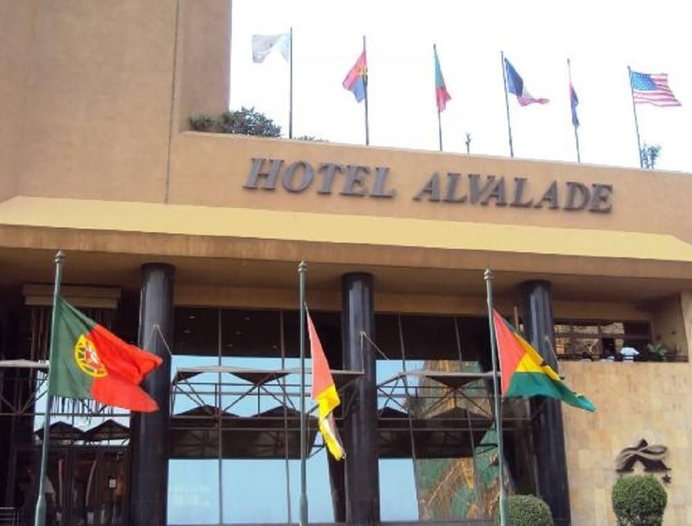 Vagas no Hotel Alvalade Angola