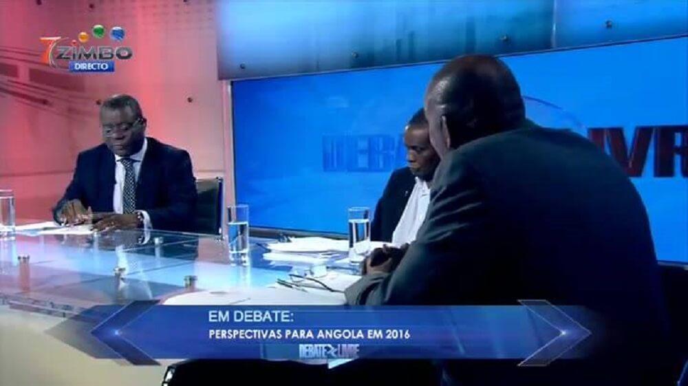 Vagas na TV Zimbo Angola
