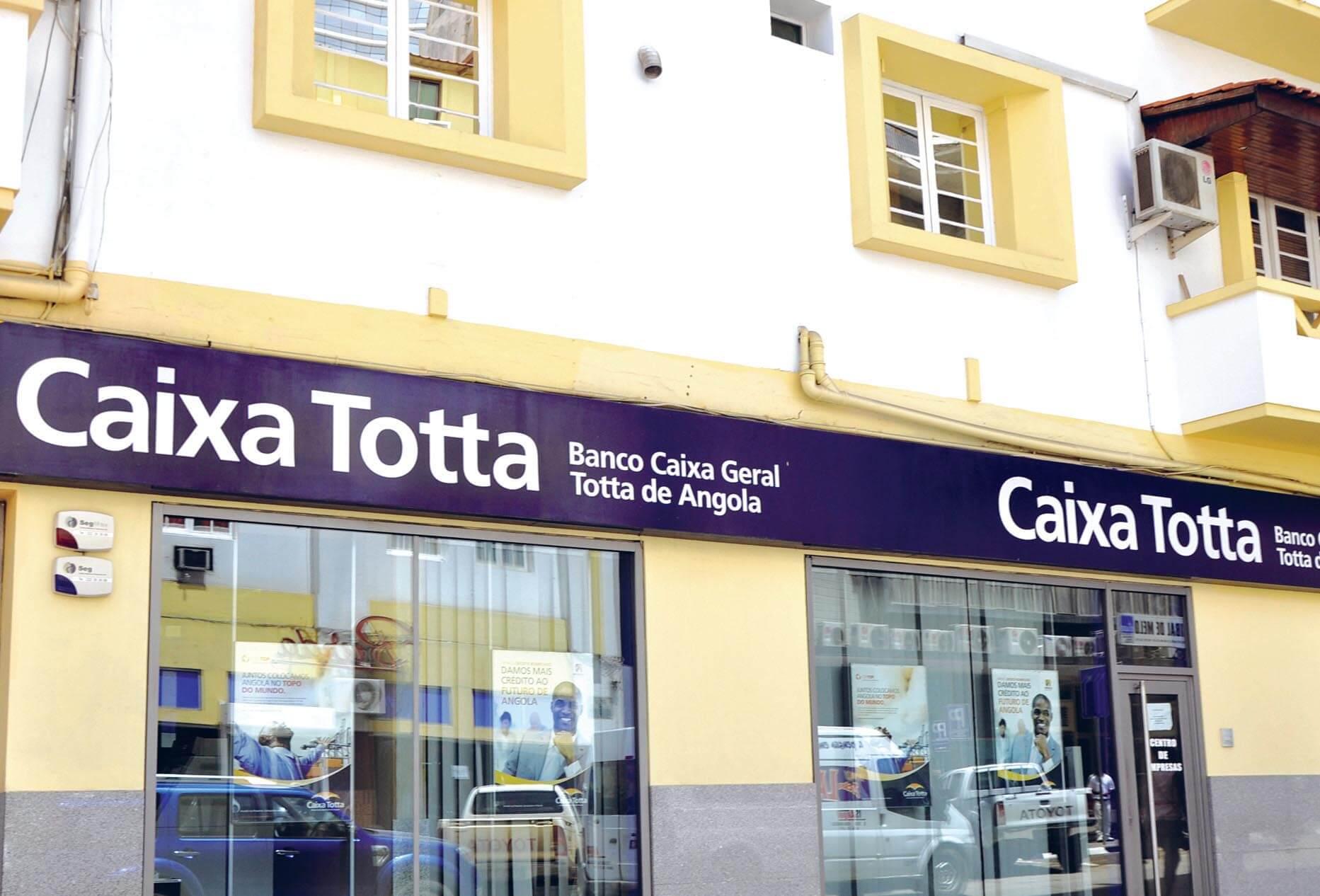 Vagas no Banco Caixa Geral Totta Angola