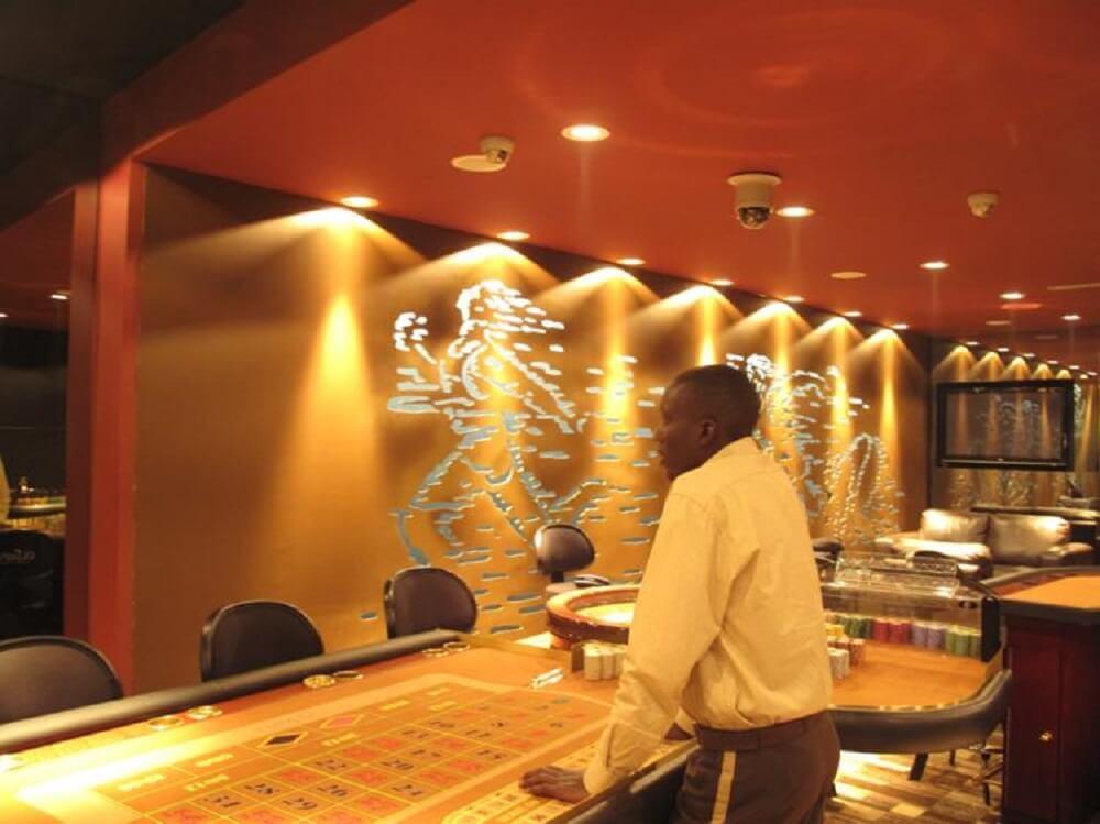 Vagas no Casinos de Angola