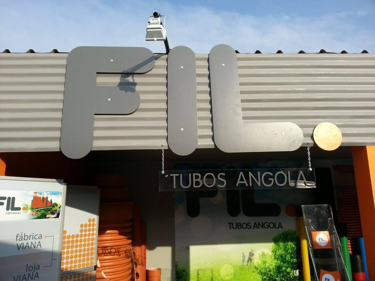 Vagas na FIL Tubos Angola