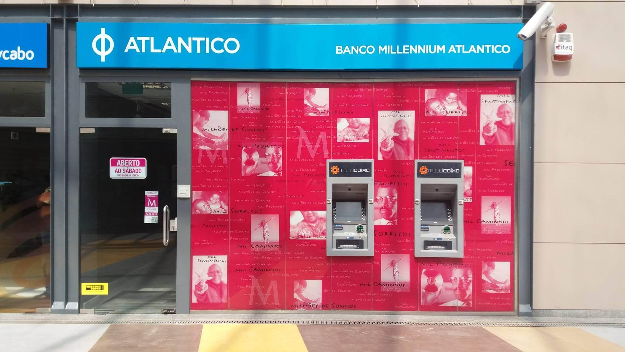 Vagas no Banco Millennium Atlântico Angola