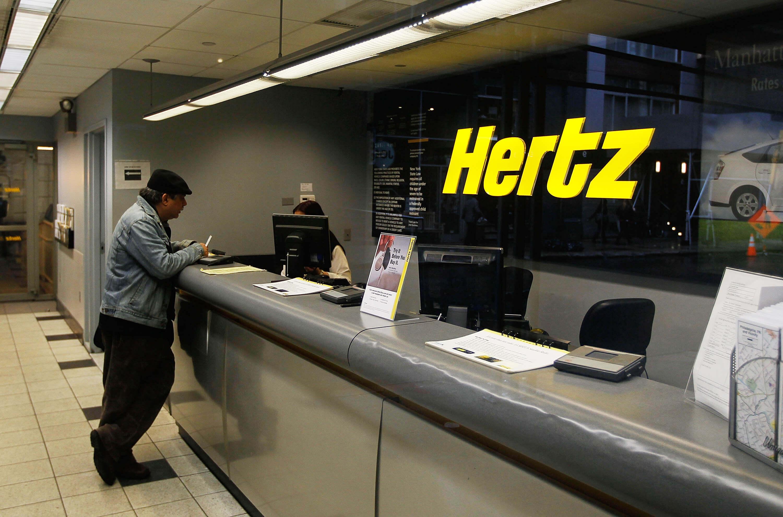 Vagas na Hertz Angola
